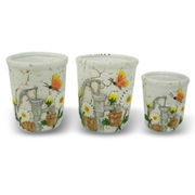 China Ceramic Vases, Various Sizes and Colors, Suitable for Home Decoration