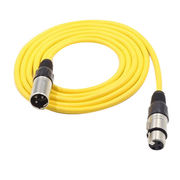 10 Feet Male to Female Microphone XLR Cable from Changzhou Sun-Rise Electronic Co.Ltd