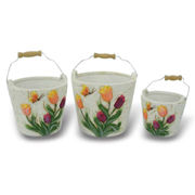 China Ceramic Vases, Available in Various Sizes, Suitable for Home Decoration, OEM Orders are Welcome