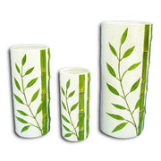 China Ceramic Vases, Available in Various Sizes, for Home Decoration, OEM Orders are Welcome