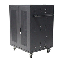 China USB Charging Cabinet,20/30/40 Slots,Charging For Tablet Laptops,Ipad,Steel Material,Plastic Slots