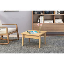 China Popular modern style coffee table cheap price wooden tea table design