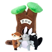 China Lovely Plush Animal Family Member Toy, Zoo Series Toy