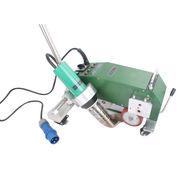 China PVC tarpaulin canvas welding machine/PVC hot air welding machine