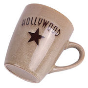 China White promotional customized ceramic mug for house decoration, gifts and souvenir