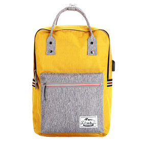 China Fashionable backpack 600D polyester durable daypacks