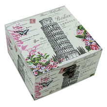 China Wooden lock boxes