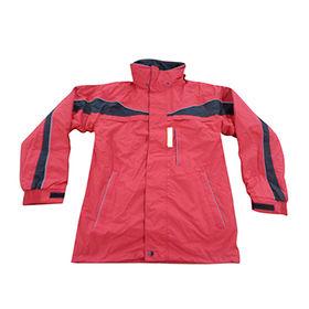 China Men's waterproof jacket