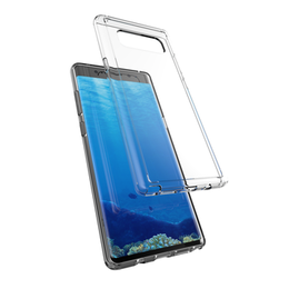 China Ultra Hybrid Air Cushion Technology Hybrid Drop Protection Case for Samsung Note 8