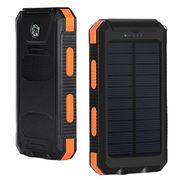 China Waterproof Solar Charger External Battery