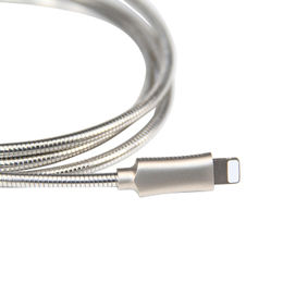 Mobile Phone Data Cable, Spring Line, USB AM to Micro/Lightning/Type-C from Changzhou AVI Electronic Co. Ltd