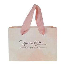 China Kraft Gift Paper Shopping Bags