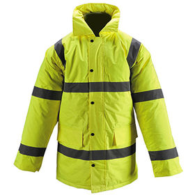 China Hi-Vis Rain Jacket