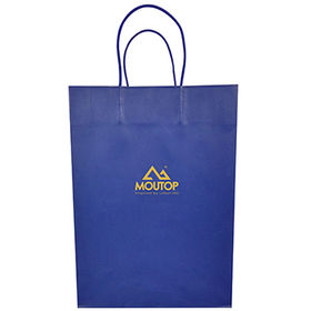China OEM with Handle Paper Bag, Recycling Material