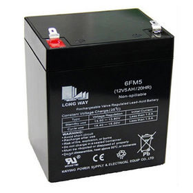 China 12V5Ah AGM chargeable battery