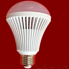 China 7W emergency LED bulb with built-in battery