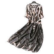 China Women's silk dress