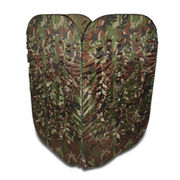 China Camp, Made of Polyester Poplin, Available in Camouflage, Ideal for Hunting