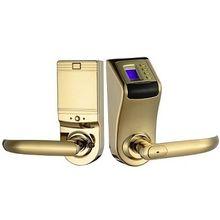 china biometric smart door lock