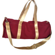 Sport duffel bags made of canvas, any material and design are available from SHANGHAI PROMO COMPANY LIMITED