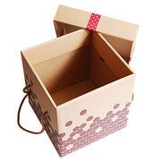 China Corrugated box, cardboard gift box, gift box