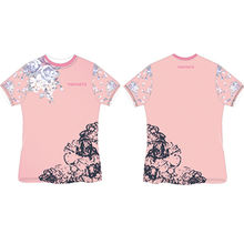 China Sports T-shirt, Made of 100% Polyester Fabric Material, with Digital Sublimation Printing