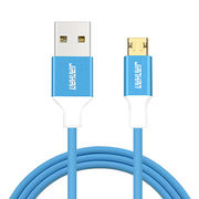 China USB micro b, regular USB to micro b USB cable type, phone USB cable charging for Android device