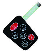 China Customized Membrane switch for medical device