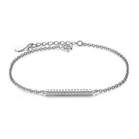 China Austrian Crystal Women Charm Bracelet European Bracelets