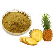 Natural Pineapple Extract Powder from Shanghai Yung Zip Pharmaceutical Trading Co., Ltd.