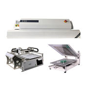 China SMT Production Line NeoDen3V, Pick and Place Machine, Solder Printer, Reflow Oven