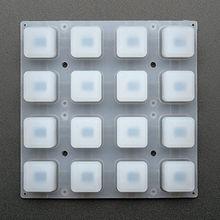 China Silicone Rubber Keypads
