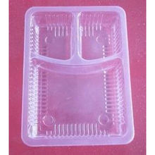 India 3-compartment Disposable Food Tray