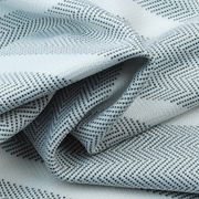 Wicking Horizon Herringbone Fabric for Golf Wear, Made of 94% Poly + 6% Spandex from Lee Yaw Textile Co Ltd