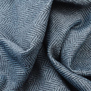 Wicking 2-Tone Horizon Herringbone Fabric for Golf Wear, Made of 93% Poly + 7% Spandex from Lee Yaw Textile Co Ltd