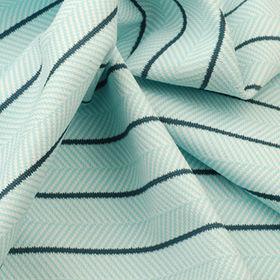 UV-Cut/Wicking Yarn Dye Herringbone Fabric, in 93% Poly and 7% Spandex from Lee Yaw Textile Co Ltd