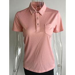 China Women's golf polo shirt