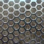 China Stainless steel perforated metal for building