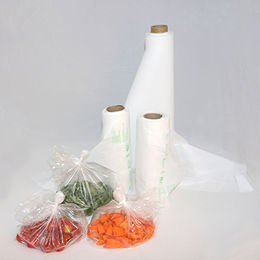 China Disposable Plastic Roll Packaging Bags