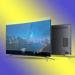 China Tempered Glass Screen Protector for TV