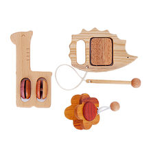 Wooden Musical Baby Toys