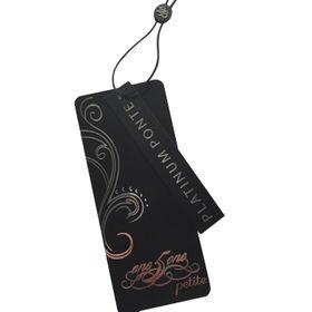 China Clothing hang tag
