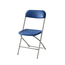 China Folding Plastic Stackable Chair for Outdoor Garden