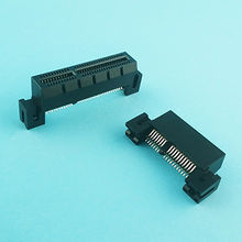 Taiwan 1.0mm PCI Connector Express Straddle Type 36, 64, 98, 164 Pins