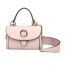 Pink Leather Handbag Manufacturer