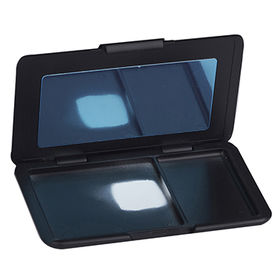 China Empty Cosmetic Compact Powder Case