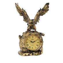 China Eagle table clock home decorative clock