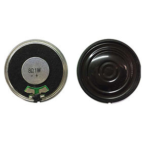 Phonic Mylar Speaker with Frequency Range of 450Hz - 5kHz from Xiamen Honch Industrial Suppliers Co. Ltd
