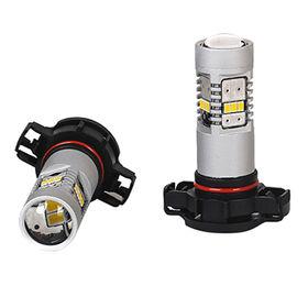 China 5 Emitting Sides Super Brightness LED Car Bulbs, H16 / 5202 Fog Light Automotive Head Lamp 28W 12V