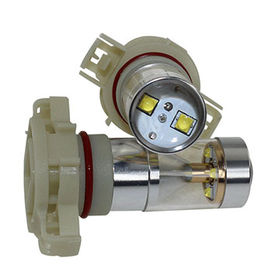 China 12-24V 750lm Cree 30W switchback H16 car LED bulb headlight with two years warranty